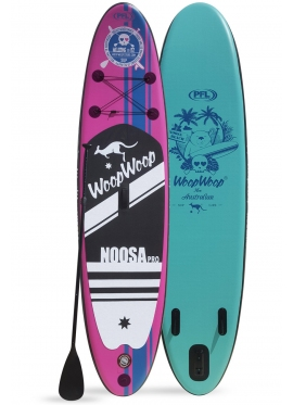 Inflatable Stand Up Paddle Board NOOSA SUPRO93